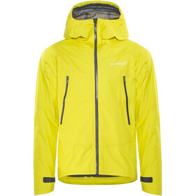 Norrøna Falketind Gore-Tex Jacket Men Lightning Yellow